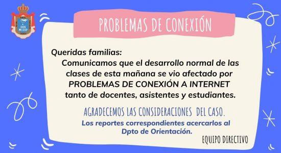 Problemas de Conexión